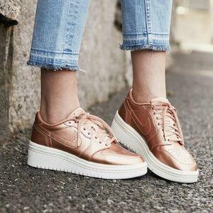 Nike air jordan 1 re low sneakers